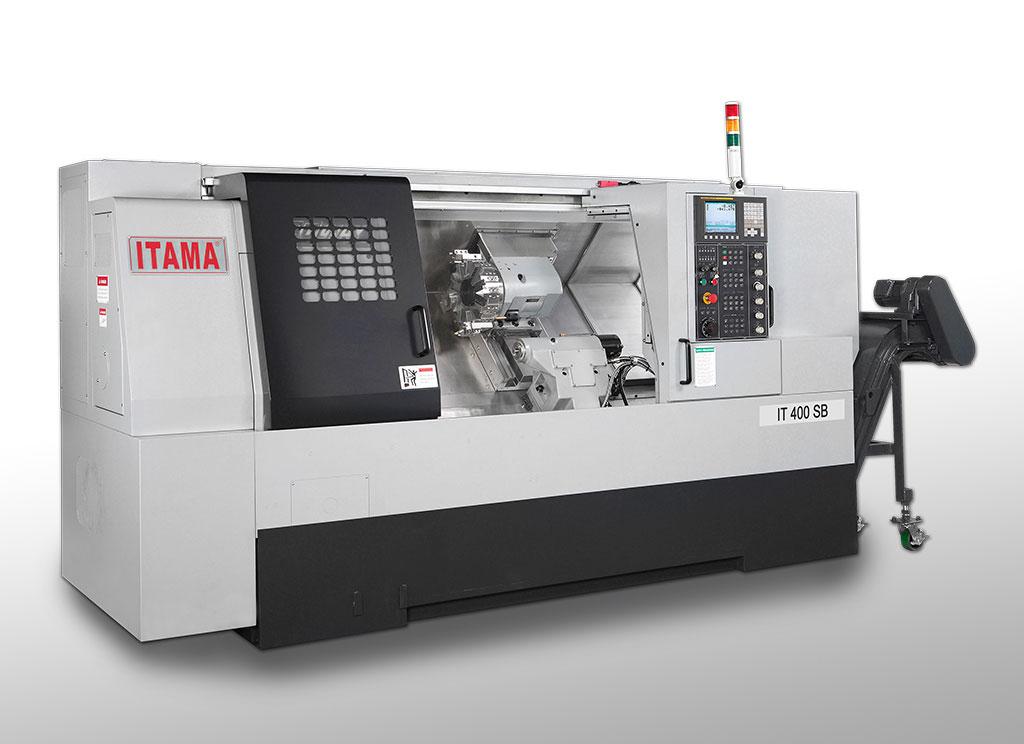 TORNIO CNC ITAMA T 400 SB